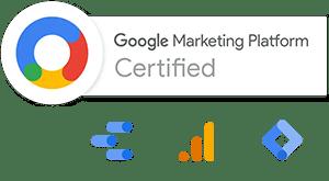 Google Marketing Platform Partners Badge